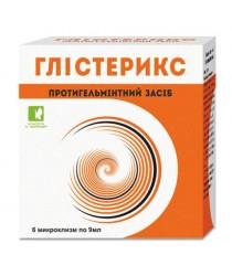 Глистерикс микроклизмы (жидкие свечи)