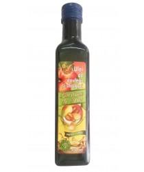 """Масло семян тыквы и виноградной косточки """"Lacrimă de Aur"""" 250мл"""